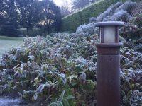 balizas bajo consumo de jardín