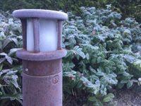 balizas led para jardín